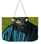 Plato, Ancient Greek Philosopher Weekender Tote Bag