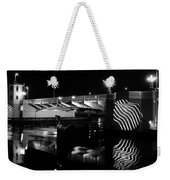 Platt Street Bridge 1926 Weekender Tote Bag
