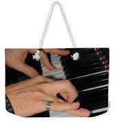 Play Me A Song Piano Man Weekender Tote Bag