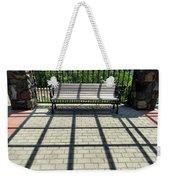 Play Of Shadows Weekender Tote Bag