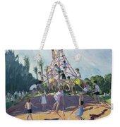 Playground Weekender Tote Bag by Andrew Macara