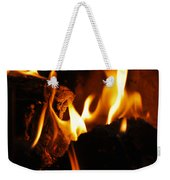 Playing With Fire II Weekender Tote Bag