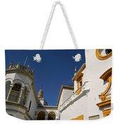 Plaza De Toros De La Real Maestranza - Seville Weekender Tote Bag