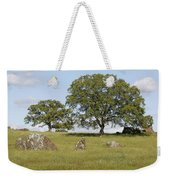Pleasant Hillside Weekender Tote Bag