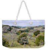 Pleasanton Ridge - North Weekender Tote Bag