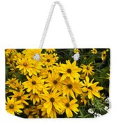 Please Don't Eat The Daisies Weekender Tote Bag