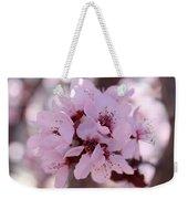 Plum Blossoms 4 Weekender Tote Bag
