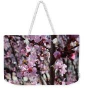 Plum Blossoms 6 Weekender Tote Bag