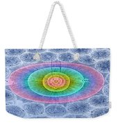 Plurality Of Worlds Leonhard Euler Weekender Tote Bag