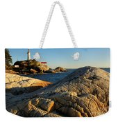 Point Atchison Lighthouse 1 Weekender Tote Bag