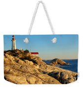 Point Atchison Lighthouse 2 Weekender Tote Bag