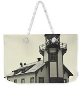 Point Cabrillo Lighthouse Weekender Tote Bag