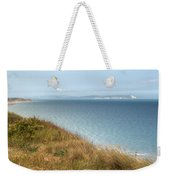 Point To The Polar Bear Weekender Tote Bag