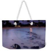 Poipu Evening Storm Weekender Tote Bag