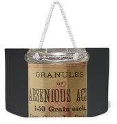 Poison Circa 1900 Weekender Tote Bag