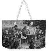Poland: Cholera, 1873 Weekender Tote Bag