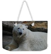Polar Bear 1 Weekender Tote Bag