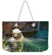 Polar Bear Swim Weekender Tote Bag
