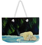Polar Cinema Weekender Tote Bag