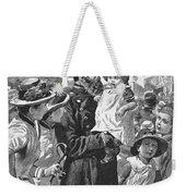 Policeman, 1885 Weekender Tote Bag