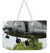 Polish Special Forces Member Fast-ropes Weekender Tote Bag
