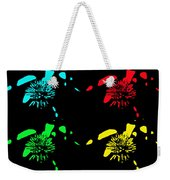 Pom Pom Pop Art Weekender Tote Bag