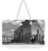Pompeii: Bathhouse, C1830 Weekender Tote Bag