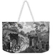 Pompeii: Herculaneum Gate Weekender Tote Bag