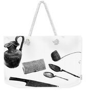Pompeii: Kitchen Utensils Weekender Tote Bag