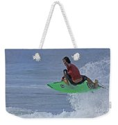 Ponce Surfer Soar Weekender Tote Bag