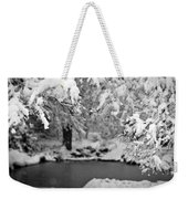 Pond Mystere Weekender Tote Bag