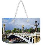 Pont Alexander IIi Weekender Tote Bag by Elena Elisseeva