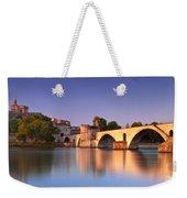 Pont St. Benezet Weekender Tote Bag