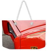 Pontiac Gto - The Judge Weekender Tote Bag
