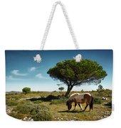 Pony Pasturing Weekender Tote Bag