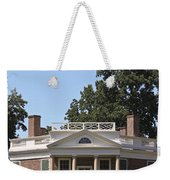 Poplar Forest From The Lawn Weekender Tote Bag