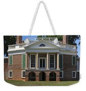 Poplar Forest From The South Lawn Weekender Tote Bag