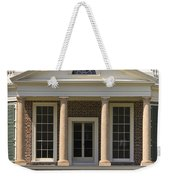 Poplar Forest South Portico Weekender Tote Bag