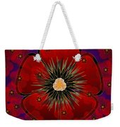 Poppies 2012 Weekender Tote Bag