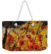 Poppies In Provence 456321 Weekender Tote Bag