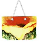 Poppy Cup Of Gold  Weekender Tote Bag