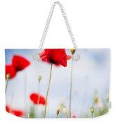 Poppy Flowers 06 Weekender Tote Bag
