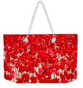 Poppy Meadow ... Weekender Tote Bag