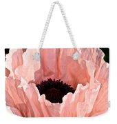 Poppy Pink Weekender Tote Bag