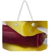 Popsicle Ice Cream Weekender Tote Bag by Garry Gay