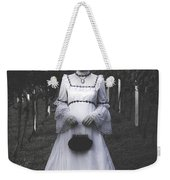 Porcelain Doll Weekender Tote Bag