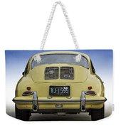 Porsche 356 Weekender Tote Bag