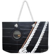 Port Hole Constellation Weekender Tote Bag