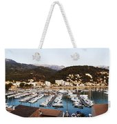 Port Of Soller Weekender Tote Bag