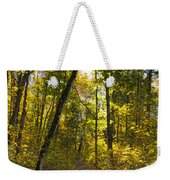 Portal Through The Woods Weekender Tote Bag
